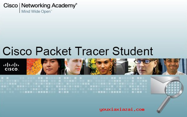 cisco packet tracer 7.0封面