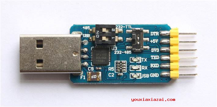 CP2102 USB to UART Bridge Driver驱动 cp2102 usb驱动